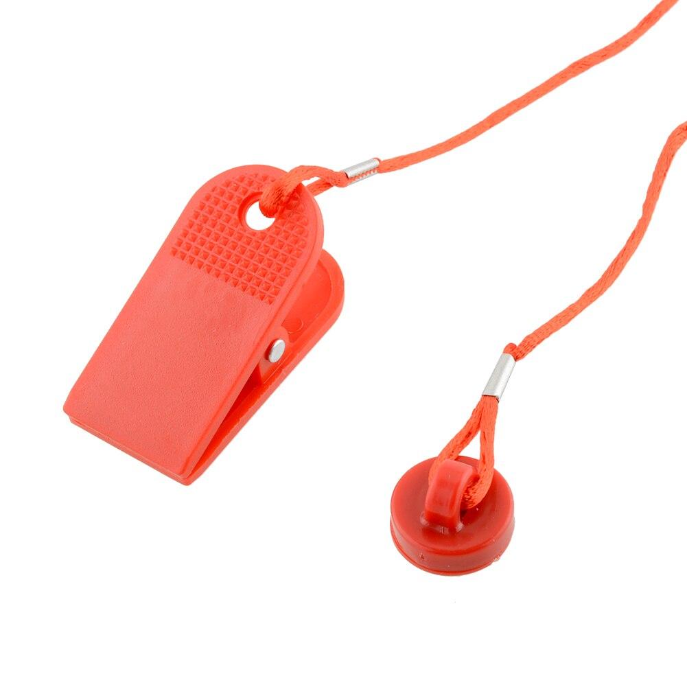 Беговая машина безопасный ключ беговая дорожка Магнитная безопасность круглый переключатель замок беговая дорожка аксессуары безопасный ремень домашние Принадлежности для фитнеса