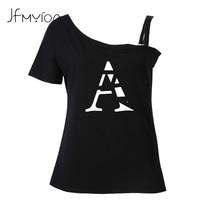 2017 slim printed blouse for women letter A moda blusas shirts mujer roupas blusa feminina tops social camisa female blouses