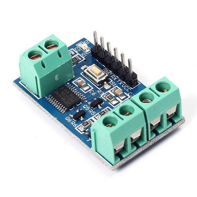 3,3-5,0 V RGB Dimmer Modul Dimmer Arduino LED Licht Modulator Programmierbare PWM Controller für Arduino MOSFET Modul 9600bps