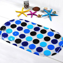 ouneed hot sale safety shower bath tub mat with suction cups bath mats transparent non slip