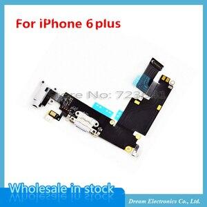 Image 3 - 10 pz/lotto di Ricarica Cavo Della Flessione per il iPhone 6 6S 7 8 Più di X XS Max XR 5 5S 5c SE Dock Porta del Caricatore del Connettore USB Nastro