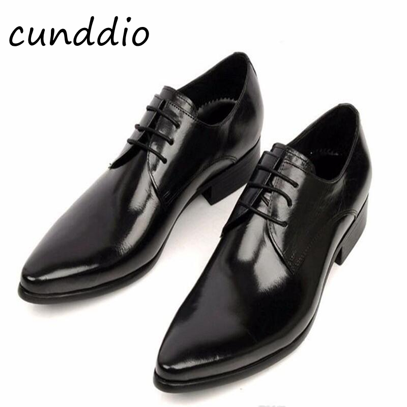 New Fashion Italian designer formal mens dress shoes genuine leather black luxury wedding shoes men flats office for male fashion top brand italian designer mens wedding shoes men polish patent leather luxury dress shoes man flats for business 2016
