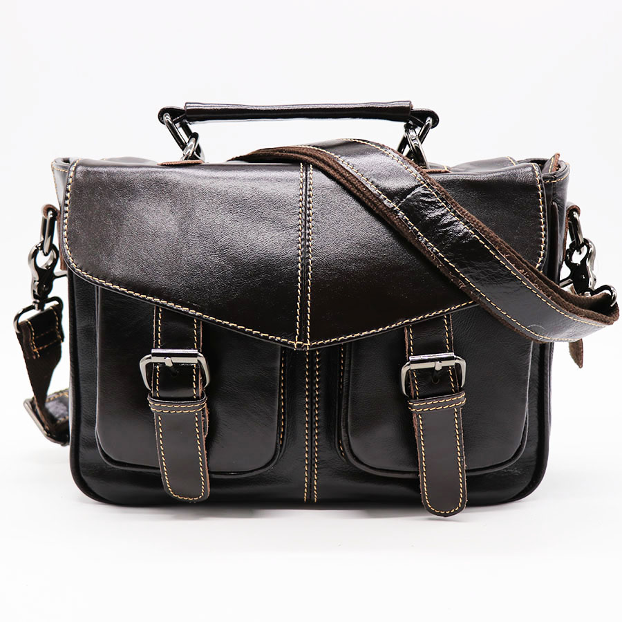 Brand Genuine Leather Casual Women's Handbag Ladies Shoulder Messenger Bags Zipper Handle Pack Cowhide Cross Body Totes Bag цена 2017