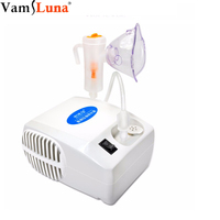 Portable Steam Nebulizer Personal Compact Vaporizer For Kids, Adults and Children with 1 Set Accessories