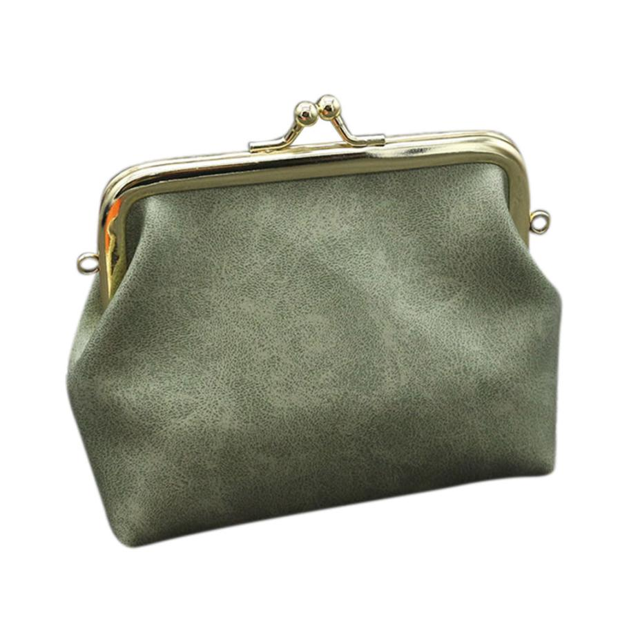 High Quality Women Girls Cute Fashion Causual Fashion Snacks Coin Purse Women Wallet Bag Change Pouch Key Holder PU Leather thinkthendo 3 color retro women lady purse zipper small wallet coin key holder case pouch bag new design