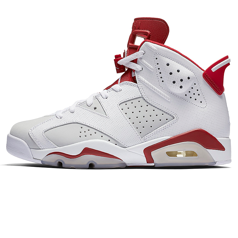 5208d431c6d3 Jordan Air Retro 6 Men Basketball shoes Infrared Oreo White Olympic Carmine  Athletic Outdoor women Sport Sneakers 36-47