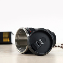 Camera Shaped Coffee Cup