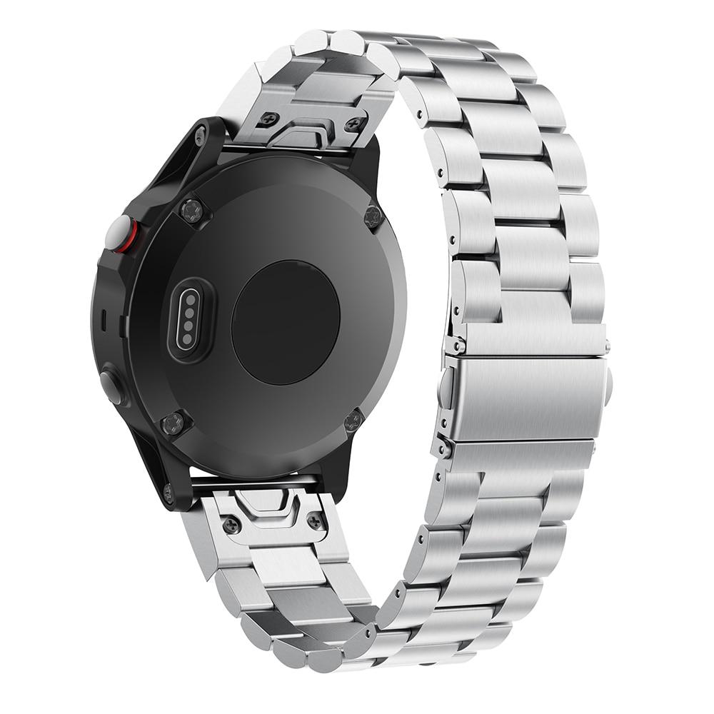 For-Garmin-Fenix-5-Metal-Stainless-Steel-22mm-Replacement-Watch-Band-Strap-for-Garmin-Fenix-5 (1)
