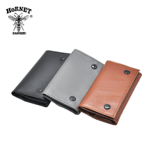 HORNET Artificial Leather Tobacco Pouch Pipe Cigarette Holde
