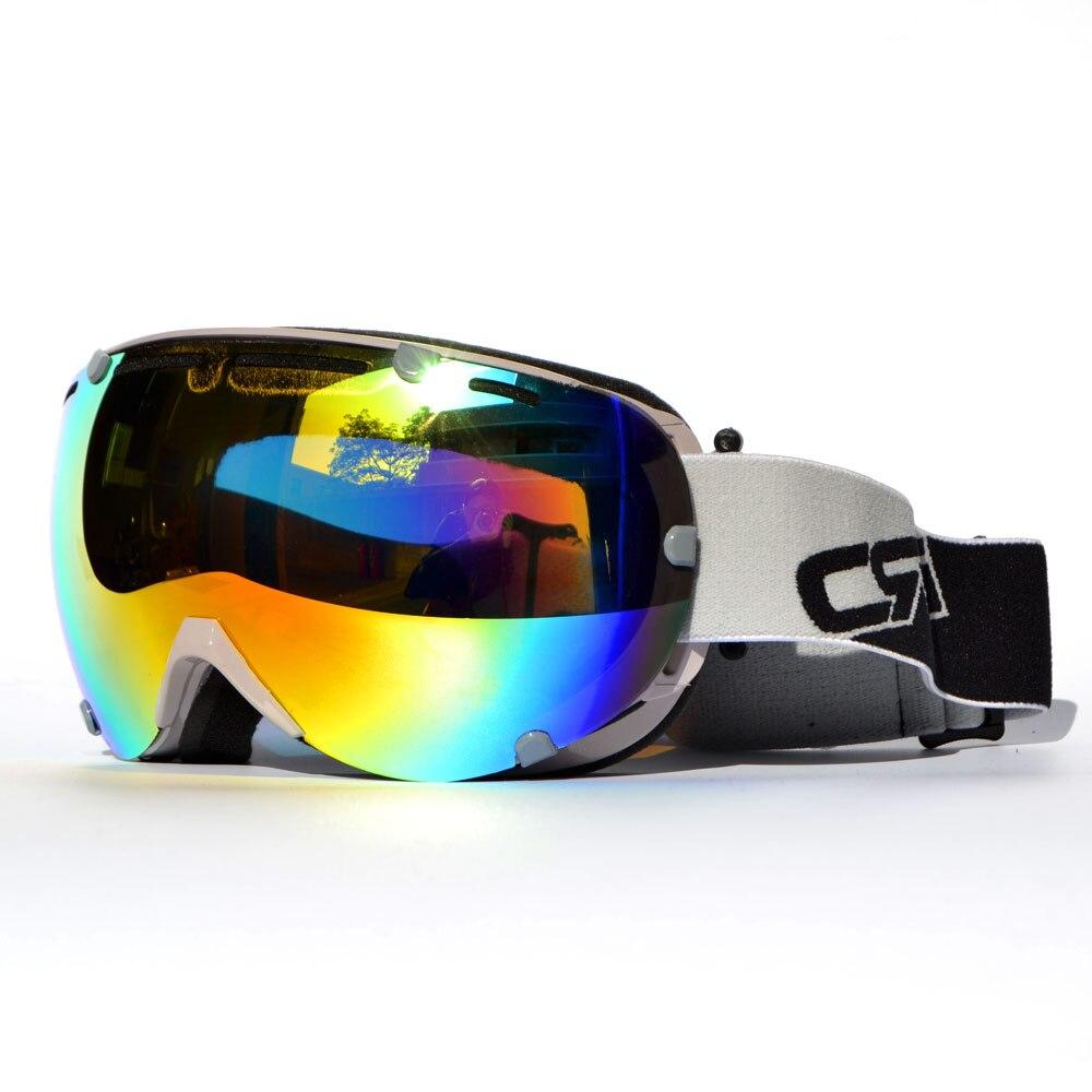 BJMOTO Professionelle skibrille doppelschichten UV400 Anti-fog Adult snowboard sonnenbrille gafas ciclismo