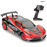 WLtoys L209 2.4GHz 2WD 1/10 Full Scale Steering Sharly Sport Car 35KM/H Brushed Electric RTR RC Car