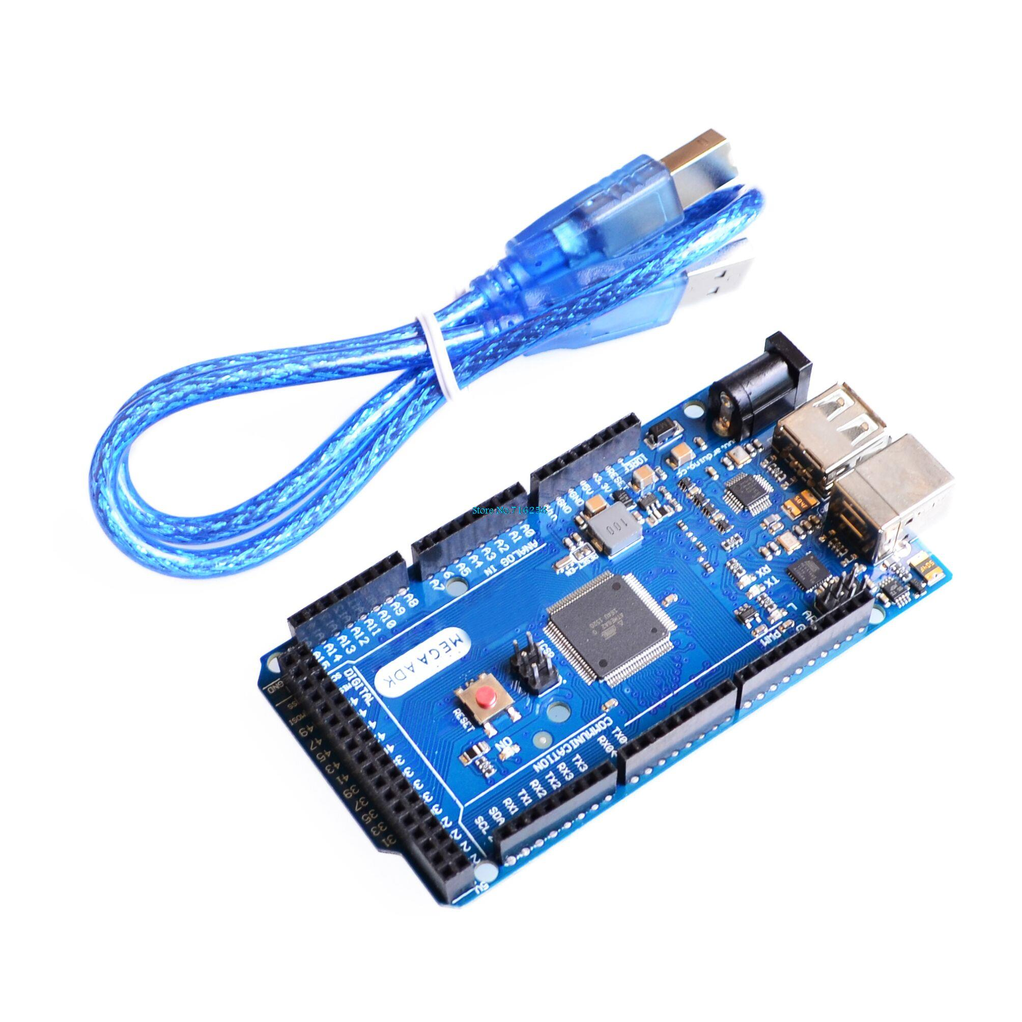 1set=1pcs ADK Mega 2560 2012 ARM Version Main Control Board + 1pcs USB cable, Compatible with (Google ADK 2012) for1set=1pcs ADK Mega 2560 2012 ARM Version Main Control Board + 1pcs USB cable, Compatible with (Google ADK 2012) for