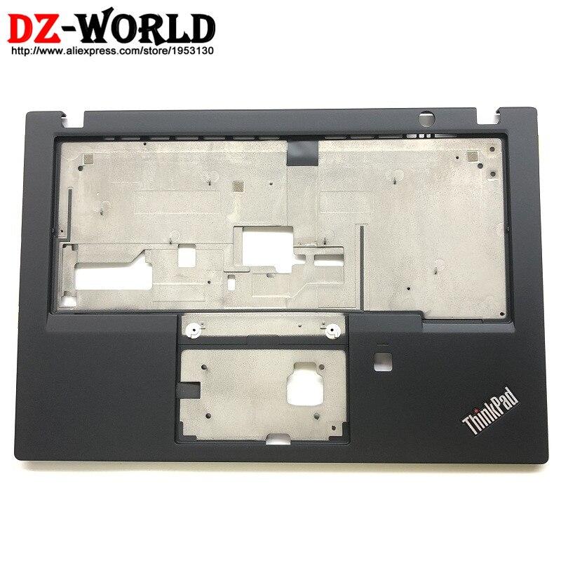 Nouveau Original pour Lenovo ThinkPad X280 clavier lunette Palmrest couverture w/o Touchpad avec trou d'empreintes digitales 01YN056 AM16P000300-in Étuis et sacs pour ordinateur portable from Ordinateur et bureautique on AliExpress - 11.11_Double 11_Singles' Day 1
