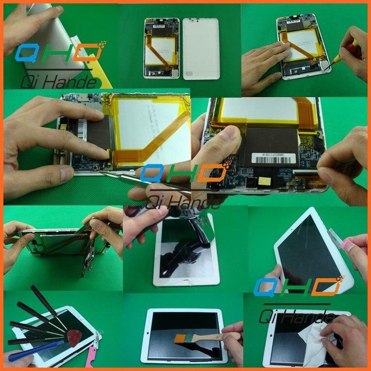 x27 MJK-1290-V1 fpc tablet tela de toque