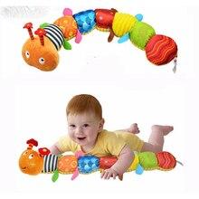 Recomendar los niños juguetes educativos Del Bebé sonajeros de Tela de múltiples funciones de música de marionetas de mano animales para niños WJ167