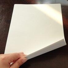 A4 размер 75 г 75% хлопок 25% лен белая бумага 200 шт