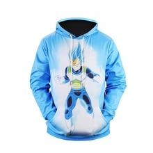 Dragon Ball Z 3D Print Pullover Sweatshirt Hoodie