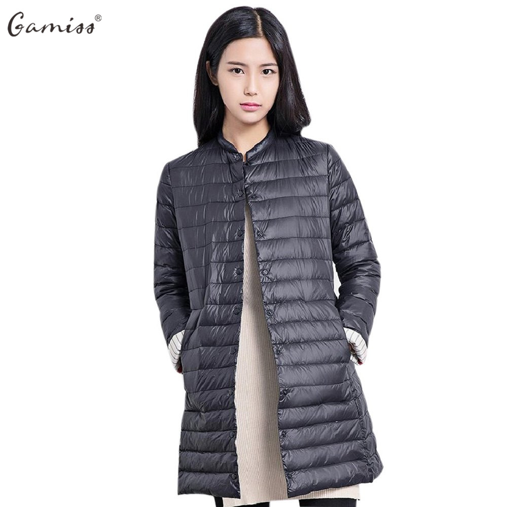 Womens long parka coats