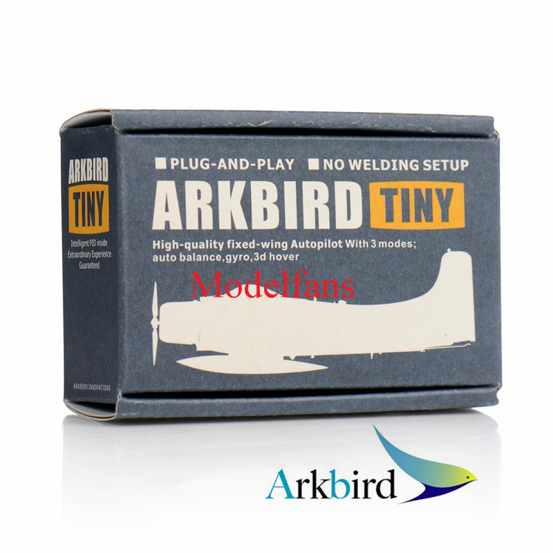 Arkbird Tiny Flight controller Stabilization System for FPV and 3D Airplanes (Auto Level) - 3
