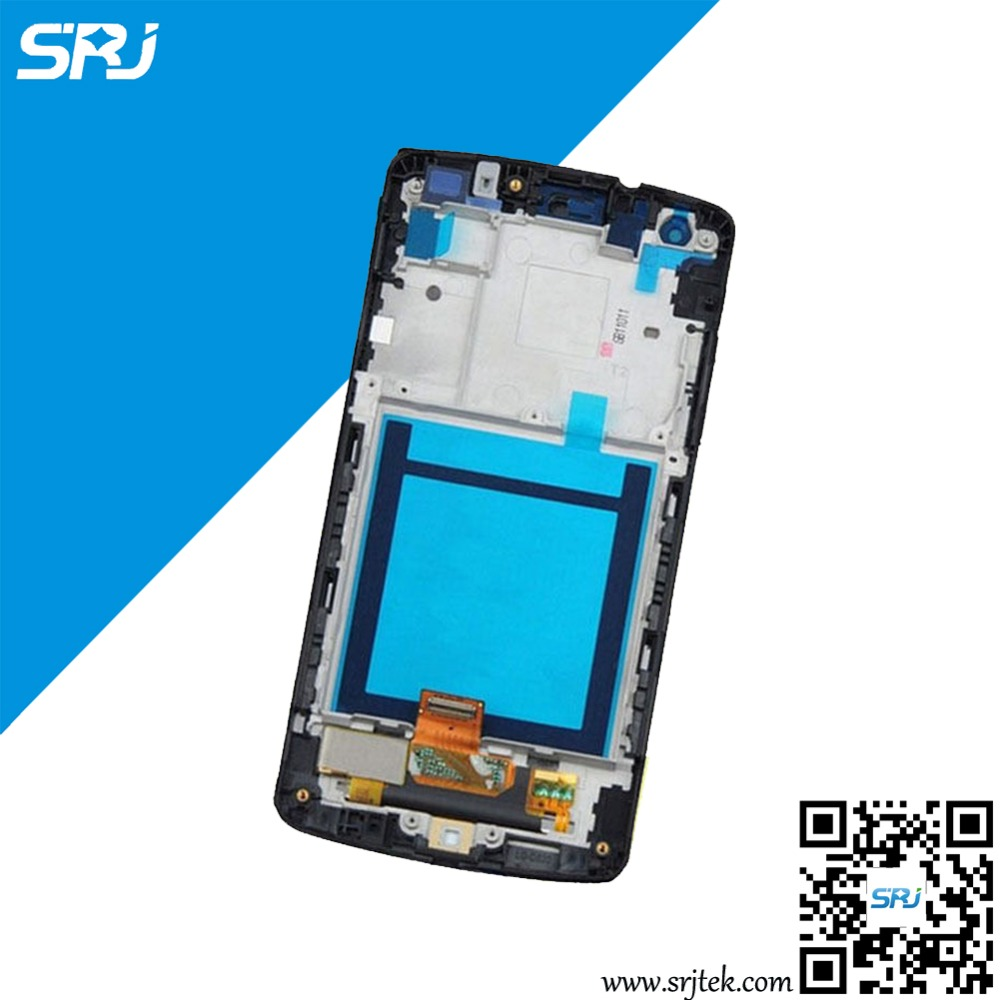 New For LG Google Nexus 5 D820 D821 LCD Display Touch Screen Digitizer Glass Sensor Replacement Frame Assembly 5pcs for lg google nexus 5 lcd display touch screen digitizer assembly with frame d820 d821 replacement parts