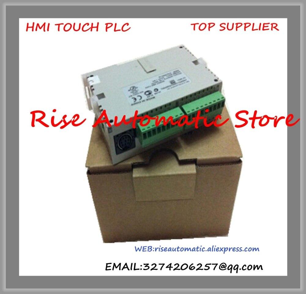 New Original Programmable Controller Module DVP14SS211T PLC DI 8 DO 6 Transistor(NPN) 24VDC new original programmable controller plc 8do transistor pnp output digital module dvp08sn11ts