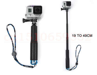 Go Pro Diving Monopod Gopro Mount Adapter For Go pro HD