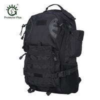 35L Tactical Backpack 900D Nylon Heavy Duty Molle Assault Pack Army Military Style Rucksack Bag for Outdoor Travel Hiking
