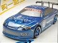 Hsp 94123 4WD 1/10 Scale Electric Power On - estrada deriva carro Rc brinquedos de controle de rádio 2.4 G