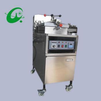 25л ручной контроль давления газа фритюрница (с oll насосом) фритюрница из нержавеющей стали