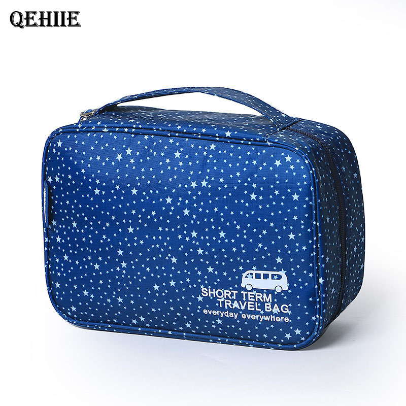 2017 hook cosmetic bag men and women wash bag portable travel cosmetics waterproof wash toiletry bag travel organizer bag