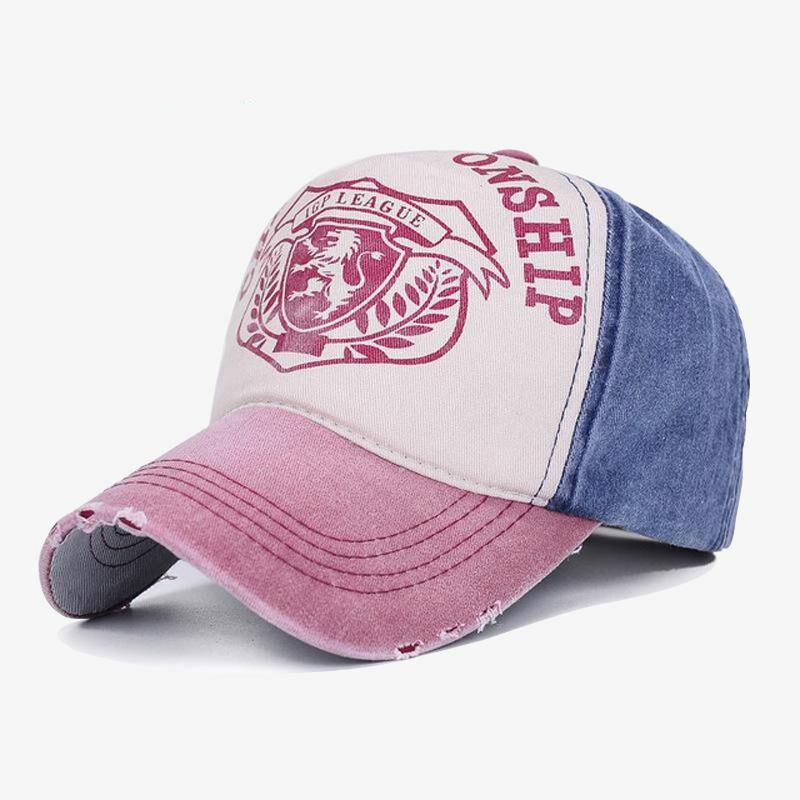 Custom Soft Baseball Cap Ducks Meeting Embroidery Dad Hats for Men /& Women