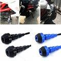 CNC Alumínio Motocicletas Protetor Gota Resistência Copos Moto Modificada Acessórios Universais Para Benelli BJ600 BN600 BJ300
