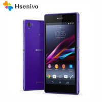 """Original Sony Xperia Z1 Compact D5503 4.3"""" Unlocked Mobile phone GSM 3G&4G Android Quad-Core WIFI GPS 2GB RAM 16GB ROM"""