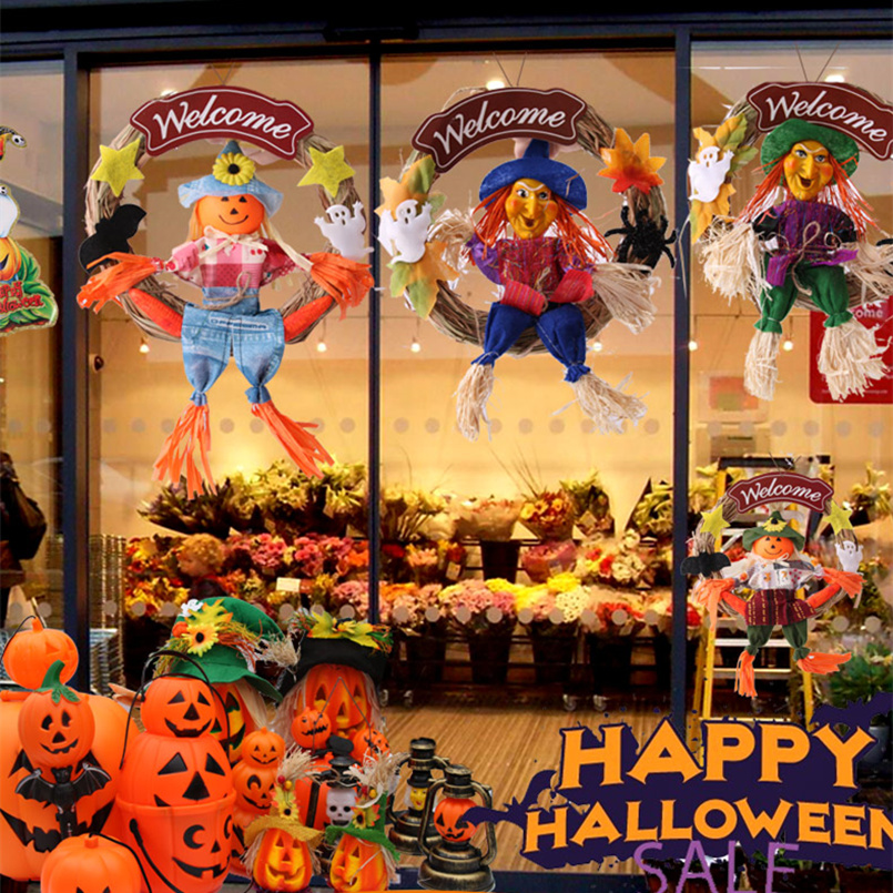 halloween decoration hanging decoration hanging doorplate garland welcome bar shop market decoration party decorationschina