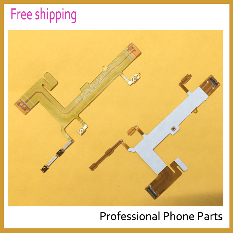 New Original For Nokia Lumia 625 Power Volume Button Switch On Off Flex Cable Replacement Parts