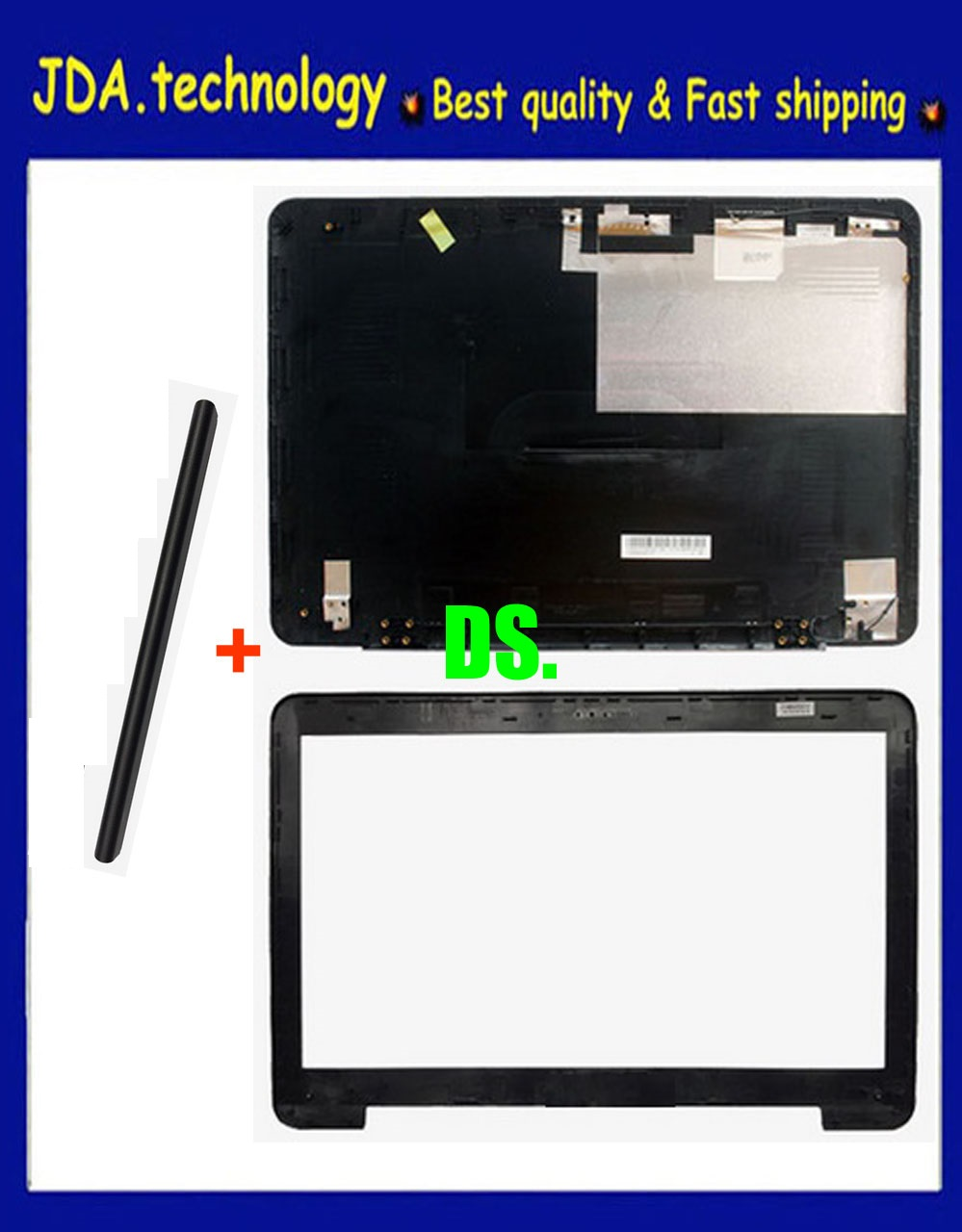 """Dell Inspiron 15-5558 15.6/"""" Genuine Laptop Palmrest w//Touchpad T7K57 Grade A NT*"""