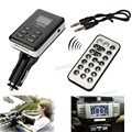 Universal Multi-function Bluetooth Car MP3 Player Kit FM Transmitter Extend MP3 USB SD MMC