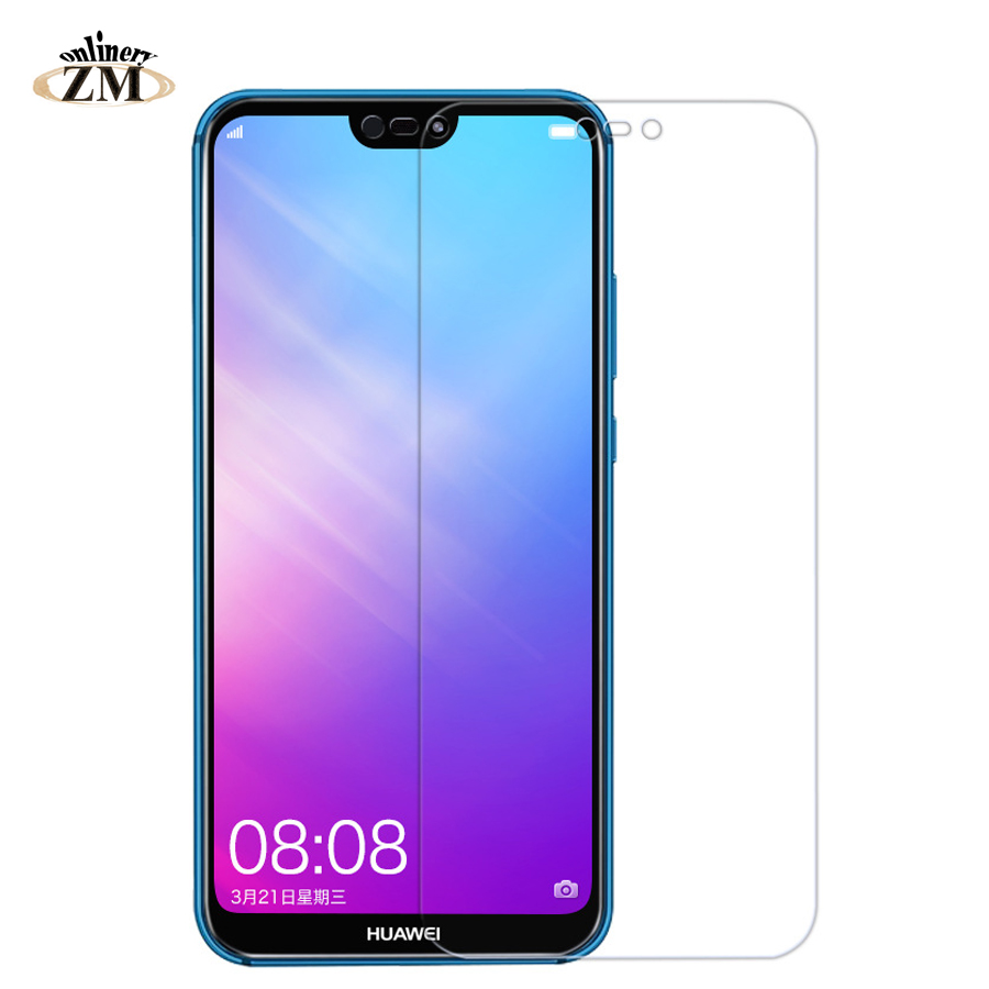 1 2 Pcs Tempered Screen Glass For Huawei P10 P20 P10 Plus Pro Glass Full Cover Glass Film For Huawei Honor 9 10 Lite 8X Galss