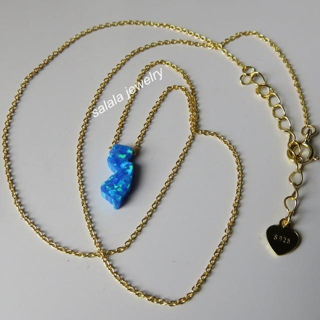 30pcs lot op05 dark blue 56x13mm nj opal necklace 925 sterling 30pcs lot op05 dark blue 56x13mm nj opal necklace 925 sterling silver new jersey aloadofball Images