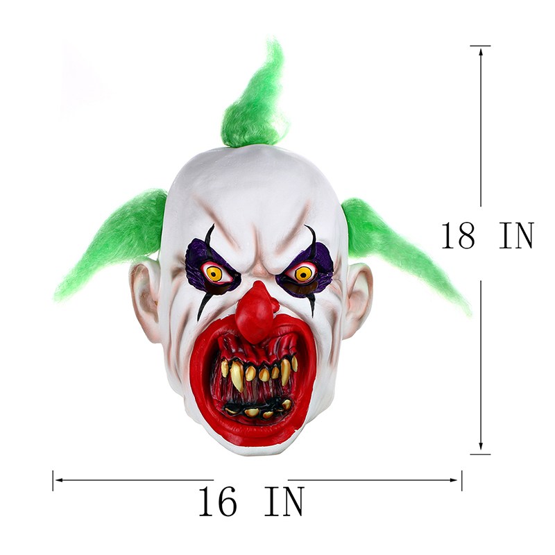 scary clown pennywise party scary mask