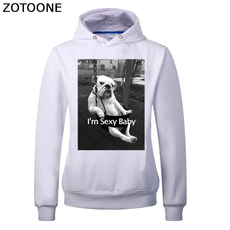 ZOTOONE Cool <font><b>Sex</b></font> Dog <font><b>Patches</b></font> for Clothing Cartoon Pug Iron on Transfer <font><b>Patches</b></font> DIY Stripes Applique T-shirt Custom <font><b>Patch</b></font> Sticker image