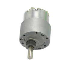 GM-500 motor, 37MM gear 12V 6V smart toy DC motor