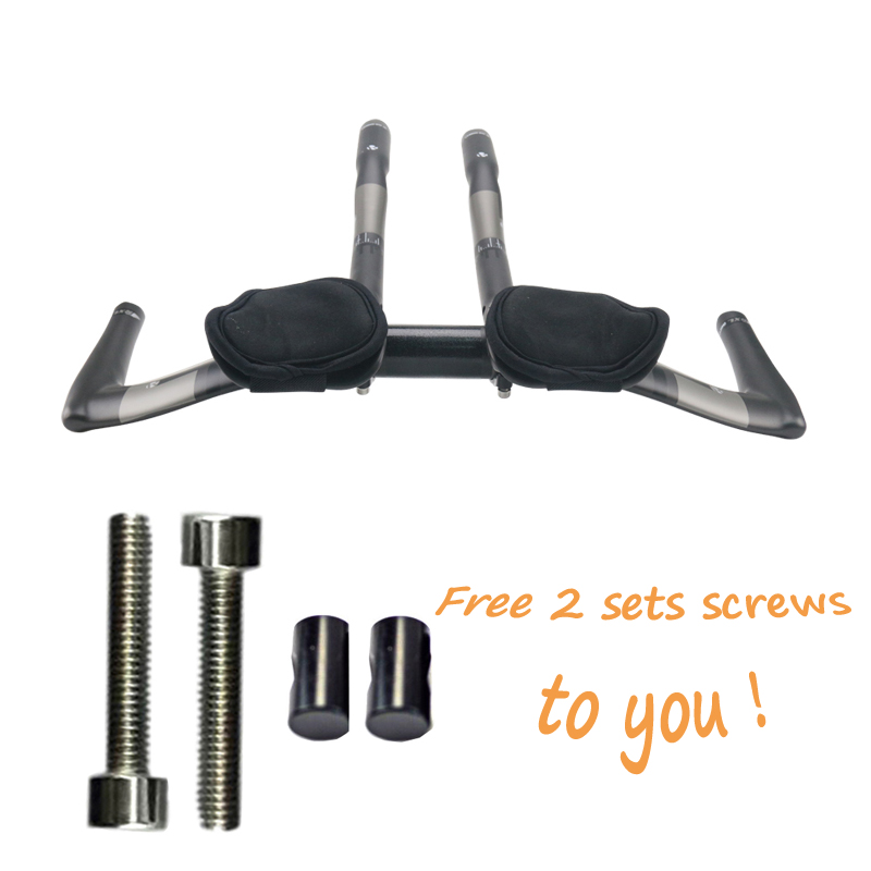 RXL-SL-Carbon-Aero-Bars-Road-Bike-UD-Matte-Bicycle-TT-Handlebar-Bar-Ends-Rest-Handlebars