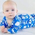 Moda Algodão Siameses, 2017 Ano Populares Fragmentada Do Bebê Escalada roupas roupas de Recém-nascidos De Roupas Primavera Camisa do bebê