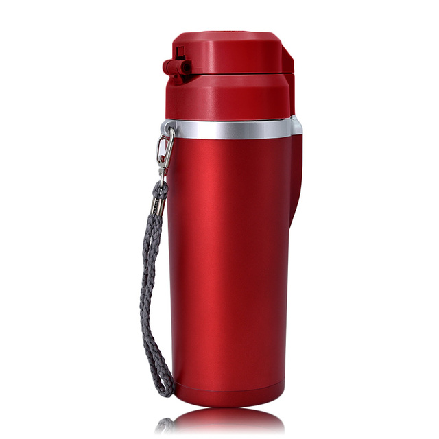 12V/24V Portable 350ml Car Auto Heating Mug 1