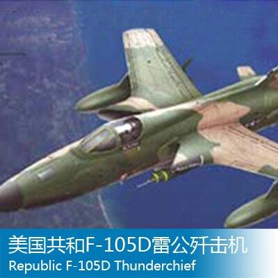 Assembly model Trumpet model 1/32 American aircraft Toys assembly model kyohko hasegawa 1 72 mitsubishi g3m2 g3m3 96 land based aircraft aircraft toys