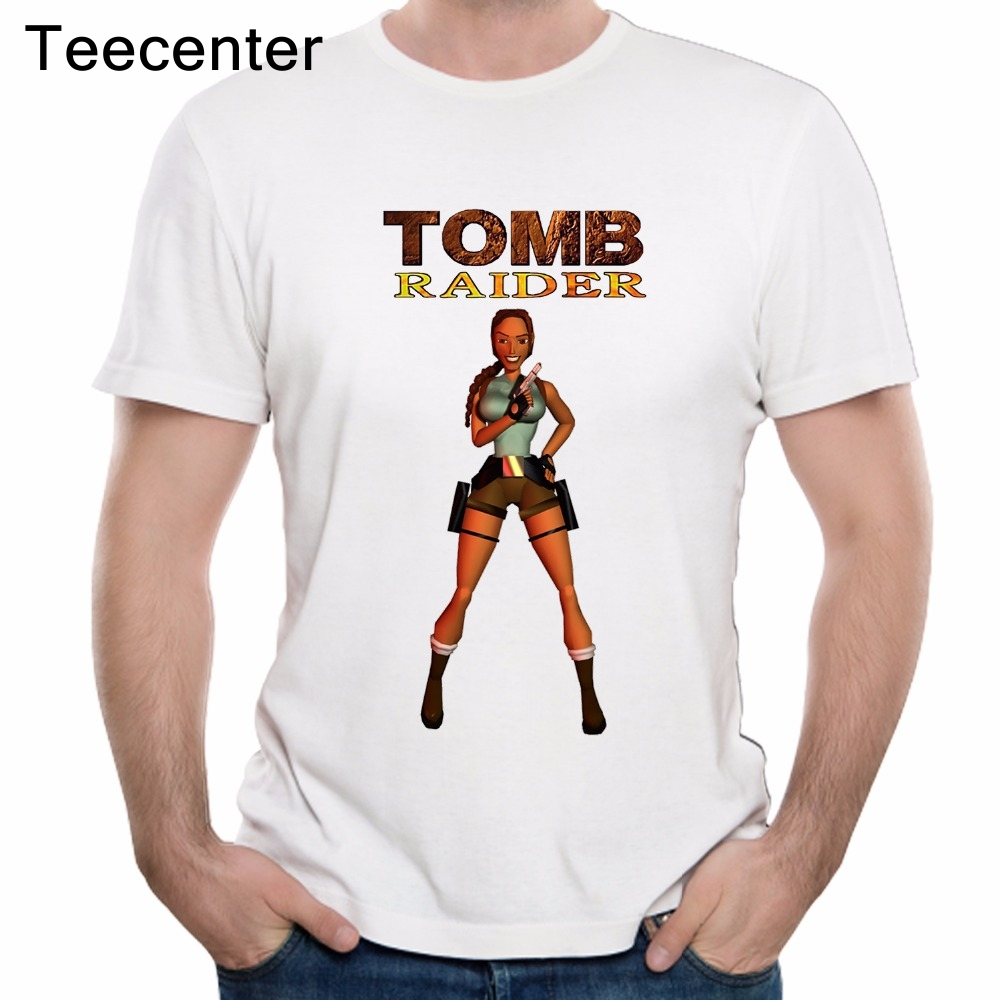 618415afb93 Buy tomb raider t shirts and get free shipping on AliExpress.com