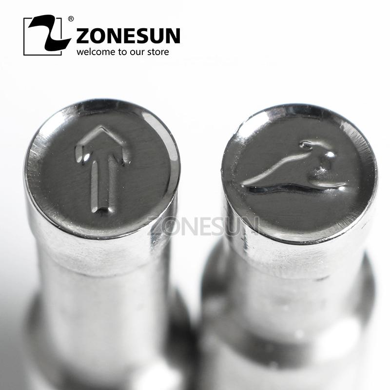 все цены на ZONESUN Kangaroo Single Tablet Punch Mould Press Steel Custom Hole Stamping Die Milk Tablet Die Logo For TDP0 1.5 3 5 Machine онлайн