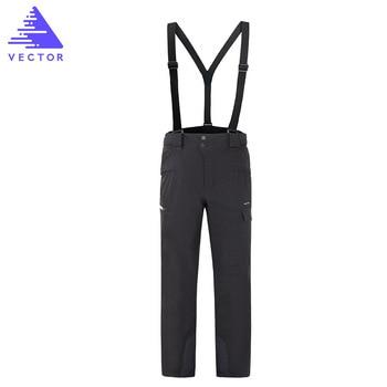 Men Winter Ski Pants Plus Size 2018 New Wateproof Windproof Warm Snow Pants For Man Skiing Outdoor Sports Pants