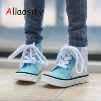 Allaosify Bjd / SD as doll shoes / 3 1/ 4 1/ 6 Shoes and shoes for the MSD baby, footwear, sports Buy shoes and send wig